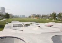 Skatepark Bremen Überseepark