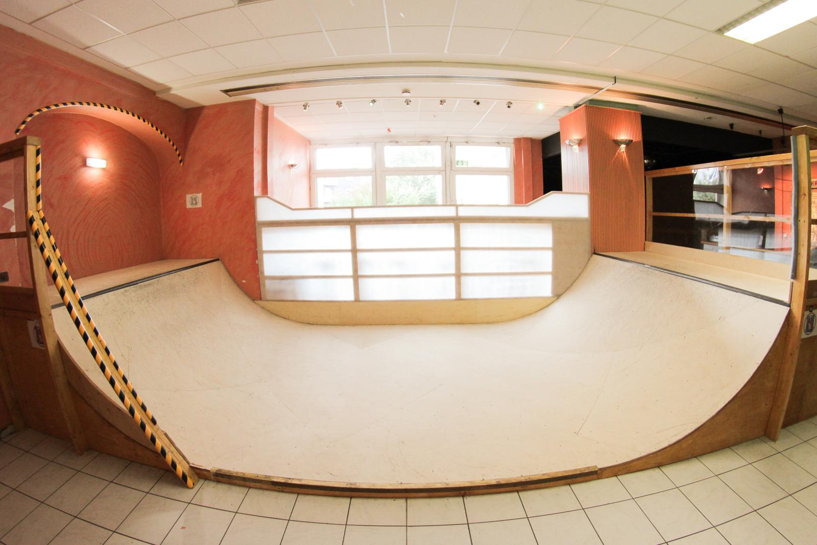 Miniramp Jugendzentrum Hattingen | DSGN CONCEPTS