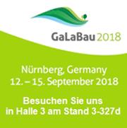 GaLaBau 2018